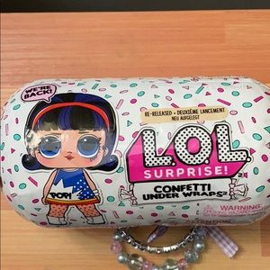 LOL Surprise Confetti Under wraps, 15 Surprises